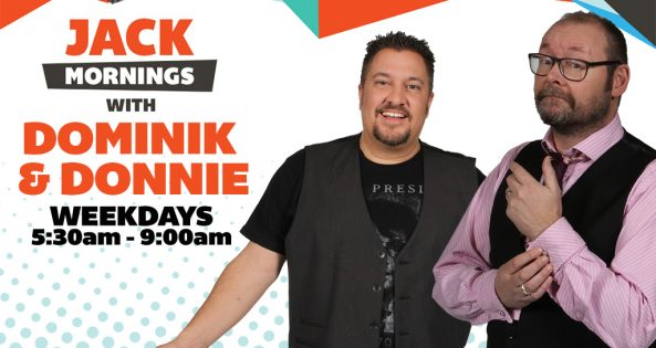 JACK Mornings with Dominik & Donnie