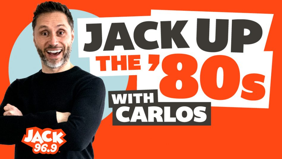 JACK Up the 80's!