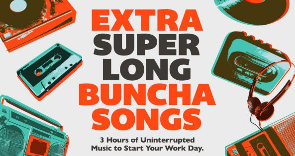 Extra Super Long Buncha Songs